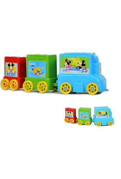Furkan Toys Disney Baby Tır Seti 3 in 1