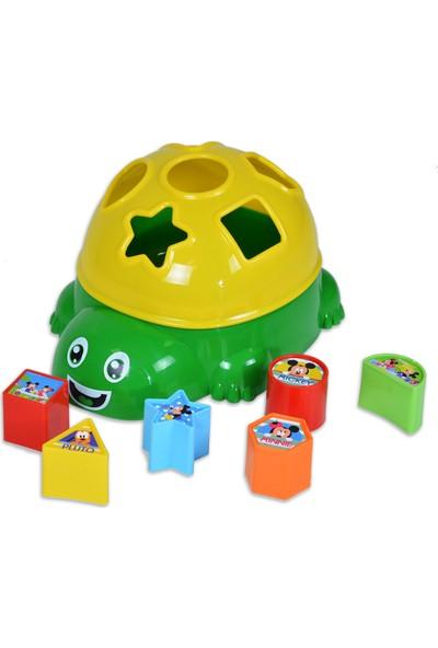 Furkan Toys Disney Baby Eğitici Kaplumbağa