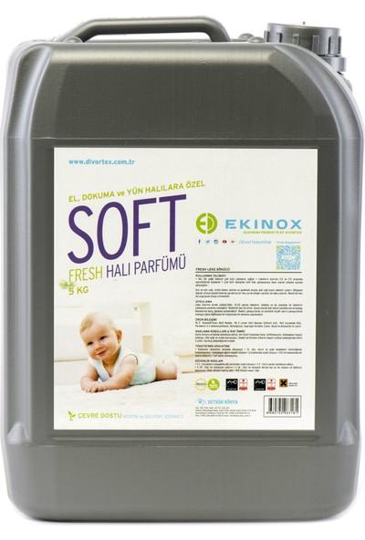Ekinox Soft Fresh Halı Parfümü 5 kg