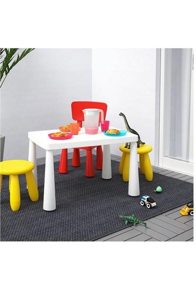 İkea Mammut Çocuk Masası
