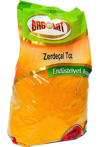 Bağdat Baharat Toz Zerdeçal 1 kg Paket