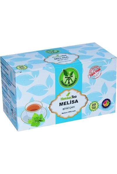 Tabiat Market Melisa Bitki Çayı 20 Süzen Poşet