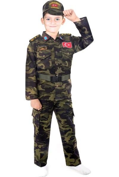 Oulabimir Türk Askeri Kostümü