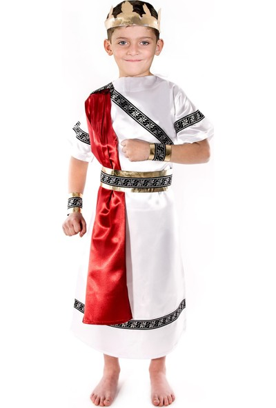 Oulabimir Roma Kralı Kostümü