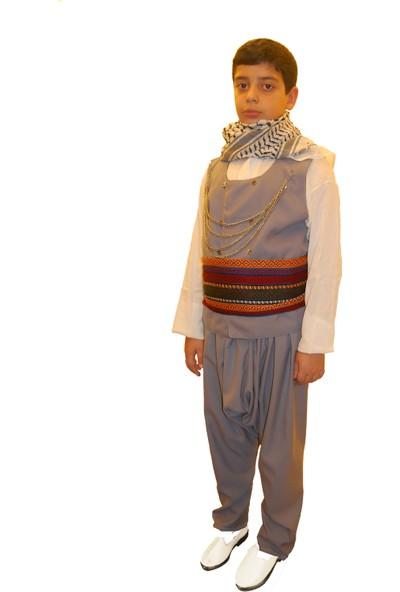 Köylü Pazarı Diyarbakır Yöresi Erkek Kostümü Kıyafeti