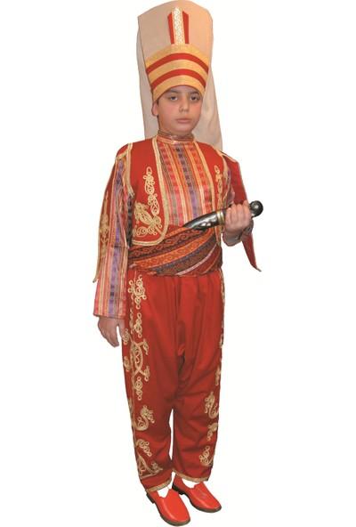 Köylü Pazarı Yeniçeri Mehter Kıyafeti