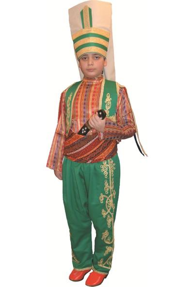 Köylü Pazarı Mehter Yeniçeri Kıyafeti