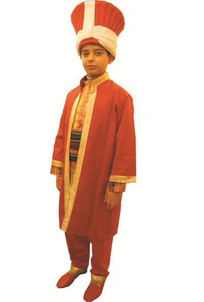 Köylü Pazarı Mehteran Kıyafeti Kostümü