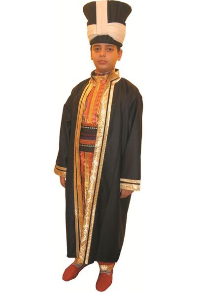 Köylü Pazarı Mehteran Kıyafeti
