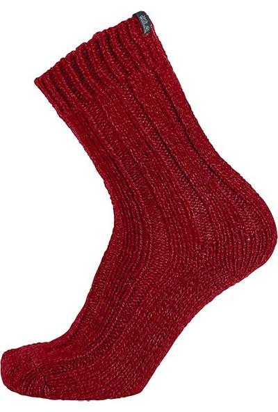 Jack Wolfskin Recovery Wool Sock Unisex Çorap - 1904491-2210