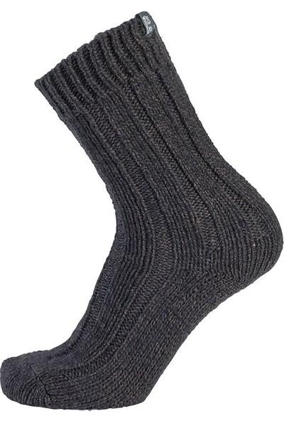 Jack Wolfskin Recovery Wool Sock Unisex Çorap - 1904491-6320
