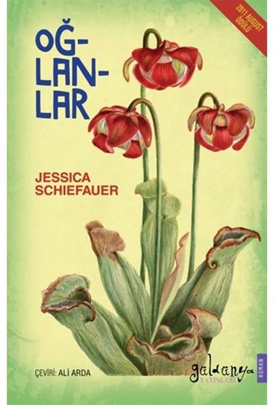 Oğlanlar - Jessica Schiefauer