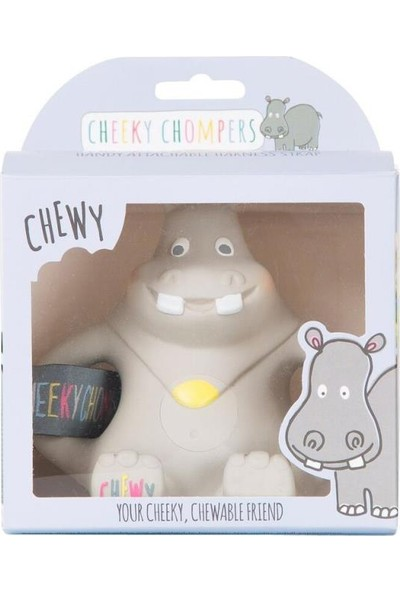 Cheeky Chompers Cwey Diş Kaşıyıcı