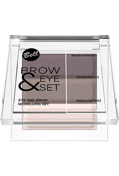 Bell Brow & Eye Set 01