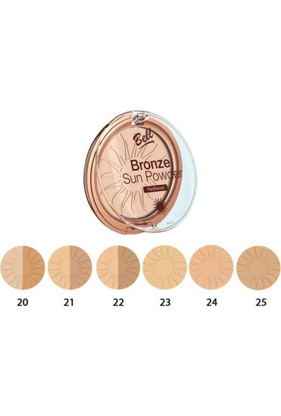 Bell Bronze Sun Powder 20