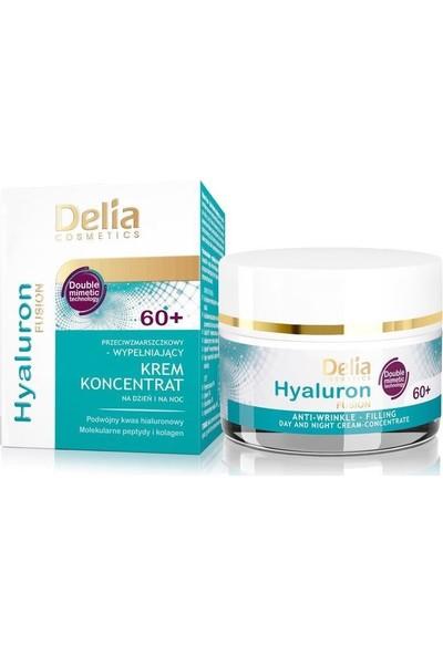 Delıa Hyaluron Antı-Wrınkle Day-Nıght Cream 60+