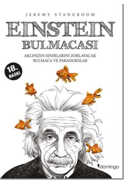 Einstein Bulmacası Seti (2 Kitap)