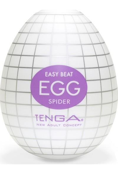 TENGA EGG Spider Esnek Yumurta (Erkeklere Özel) EGG-003