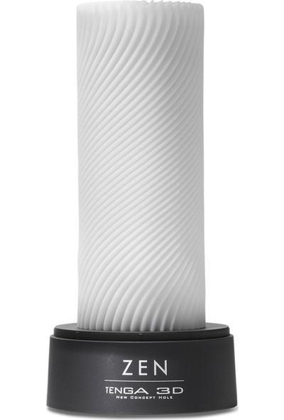 TENGA 3D Zen (Erkeklere Özel, Uzun Süreli Tekrarlı Kullanım) TNH-003
