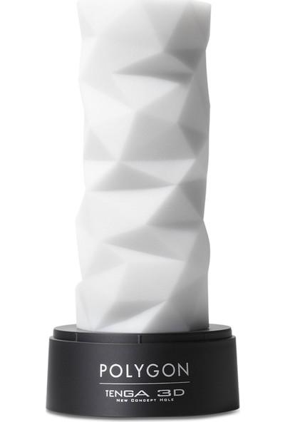 TENGA 3D Polygon (Erkeklere Özel, Uzun Süreli Tekrarlı Kullanım) TNH-004