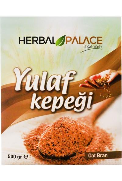 Herbal Palace Yulaf Kepeği 500 Gr