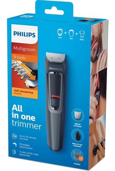 Philips MG3747 Erkek Bakım Seti 9'u 1 arada