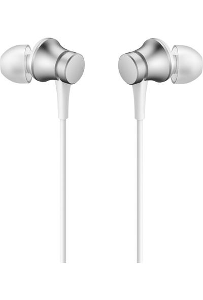 Xiaomi Piston Fresh Edition Mikrofonlu Kulakiçi Kulaklık Gümüş