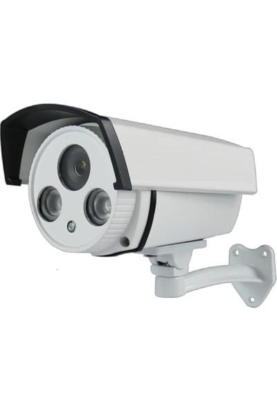 Sapp Ahd3 122 3Mp - 1440P Atom Ledli Ahd Kamera - Metal Kasa