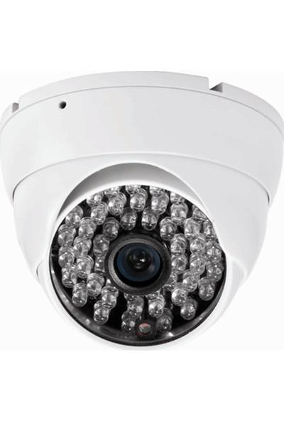 Sapp Ahd13 605 1.3Mp - 960P Ahd Hd Dome Güvenlik Kamerası - 48 Ledli