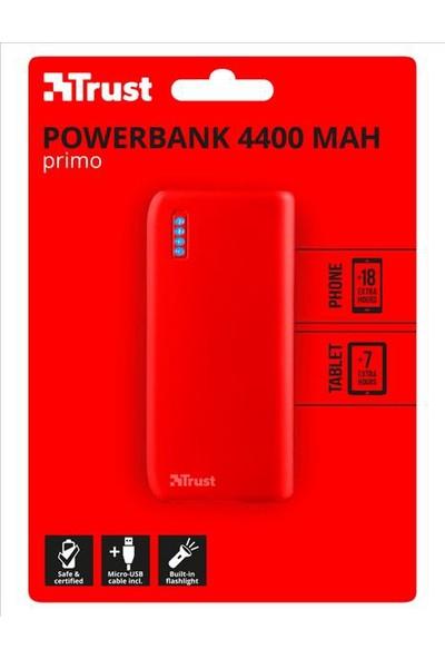 Trust 22136 Primo Powerbank4400