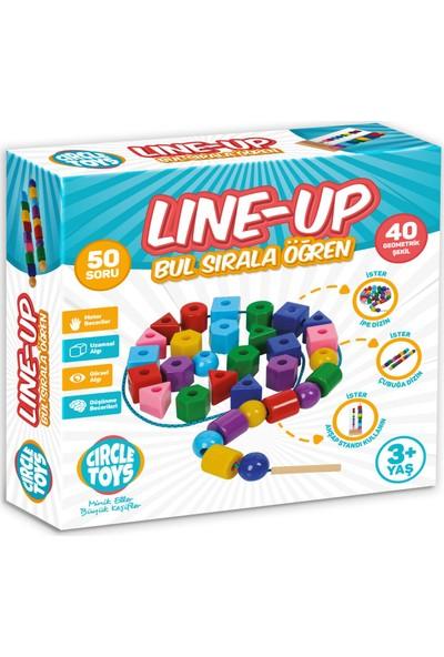 Line-Up Bul Sırala Öğren