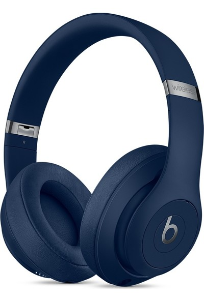 Beats Studio3 Wireless Over-Ear Headphones - Blue - MQCY2ZE/A