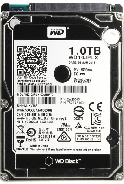 """WD Black 2.5"""" SATA III 6 Gbit/s 7200 RPM 1 TB 32 MB Cache 9.5 mm"""