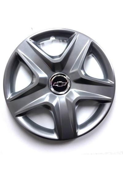 Chevrolet Aveo 15 inch Kırılmaz Esnek Jant Kapağı 4 Lü