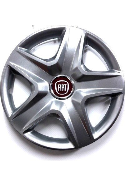 FİAT Fiorino 15 inch Kırılmaz Esnek JANT KAPAĞI 4 Lü