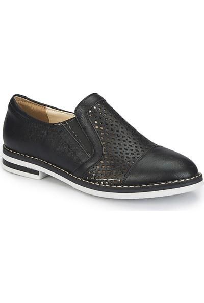 Polaris 81.311367.Z Siyah Kadın Ayakkabı