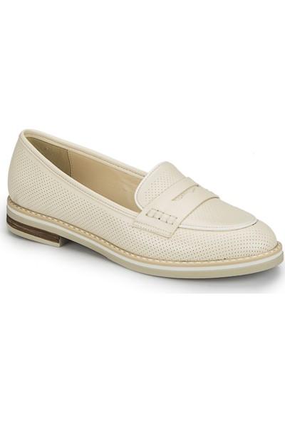 Polaris 81.311370.Z Bej Kadın Ayakkabı