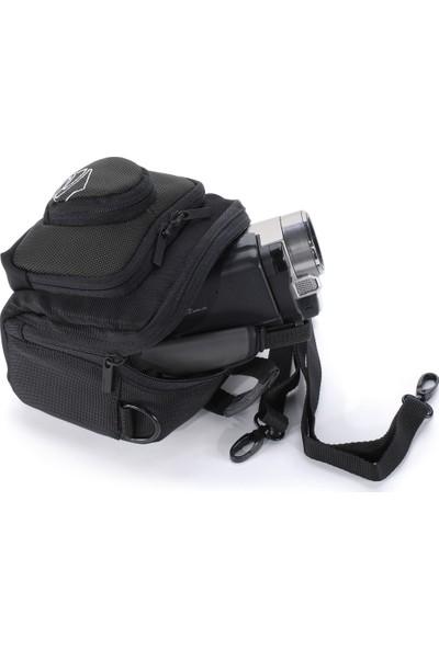 Tucano Carico Video Kamera Çantası Siyah