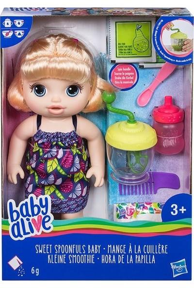 Baby Alive Bebeğimle Mama Zamanı