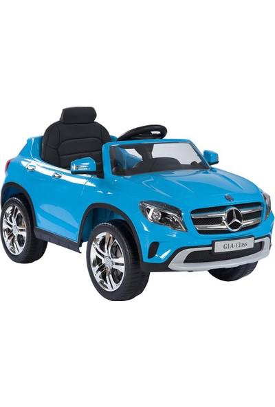 Kraft Mercedes-Benz Gla Akülü Jeep (Deri Koltuk)