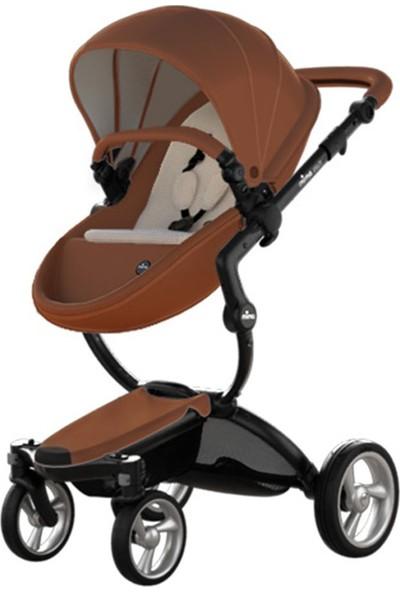 Mima Xari İkili Sistem Portbebeli Bebek Arabası
