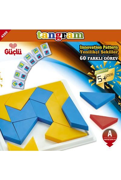 Güçlü Tangram A - Yenilikçi Şekiller