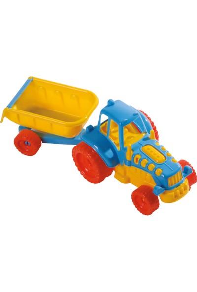 Güçlü Şirin Römorklu Traktör