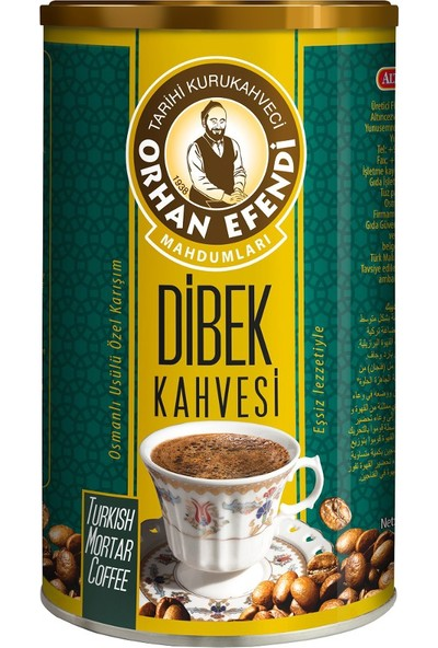 Altıncezve Orhan Efendi Saltanat Dibek Kahvesi - 250 Gr