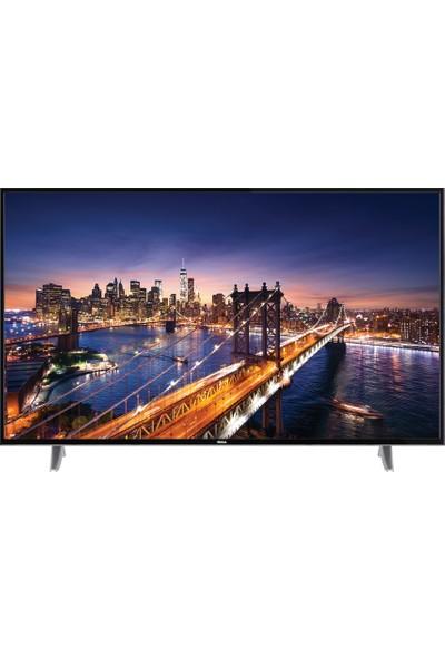 """Regal 55R7020U 55"""" 140 Ekran Uydu Alıcılı 4K Ultra HD Smart LED TV"""