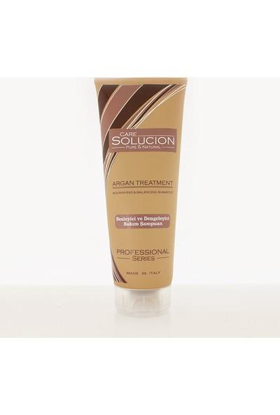 Solucion Care Besleyici Ve Dengeleyici Argan Şampuan 250 Ml