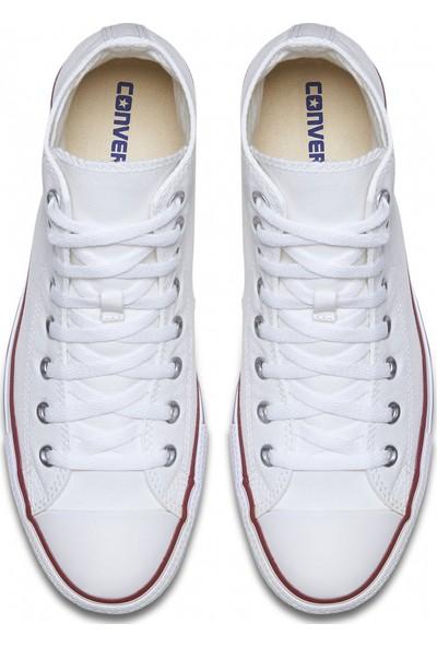 Converse Chuck Taylor All Star Hi Beyaz Ayakkabı (M7650C)