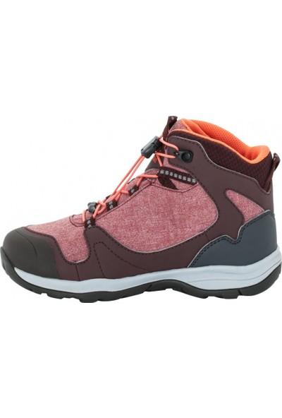Jack Wolfskin Pembe Çocuk Outdoor Ayakkabı 4024741-2150
