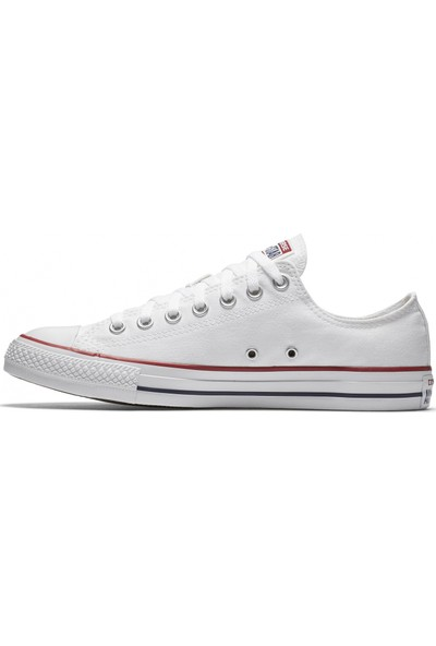8022c2e1fc Converse C. Taylor All Star Erkek Beyaz Spor Ayakkabı (01-M7652m) ...