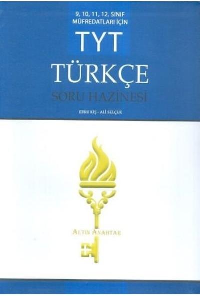 Altın Anahtar Tyt Türkçe Sorı Hazinesi - Ebru Kış